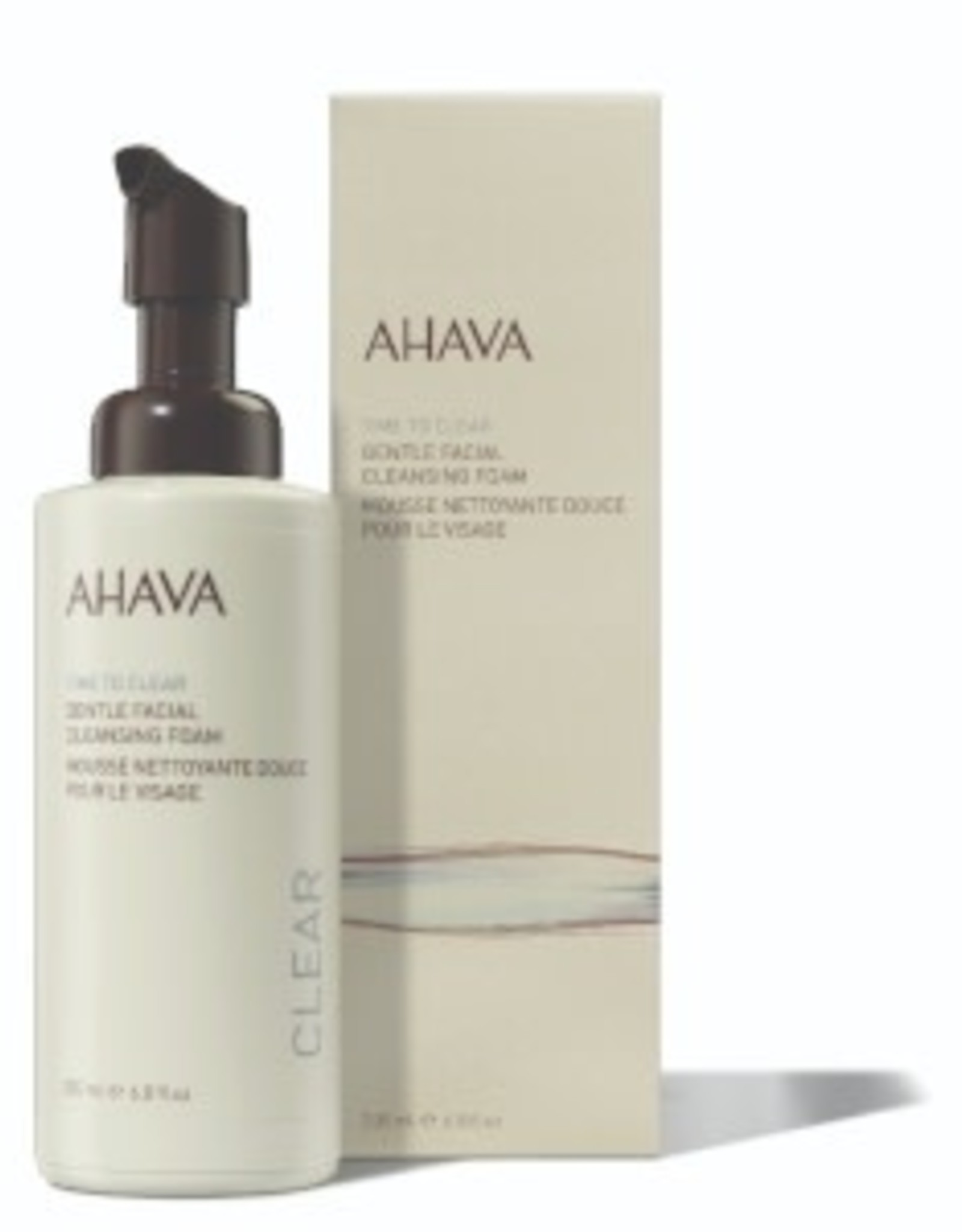 AHAVA Cleansing foam 200ml