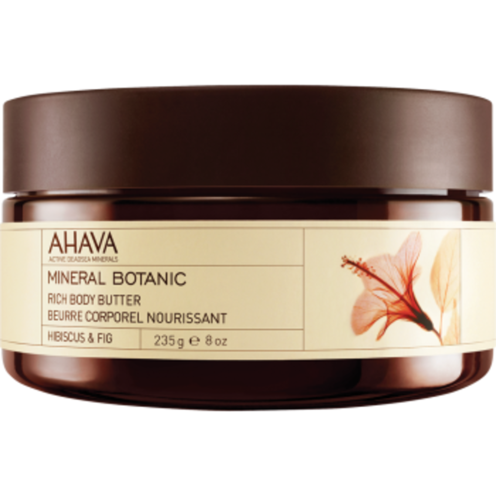 AHAVA Body Butter Hibiscus & Fig 235gr