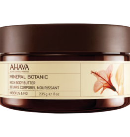 AHAVA Body Butter Hibiscus & Fig
