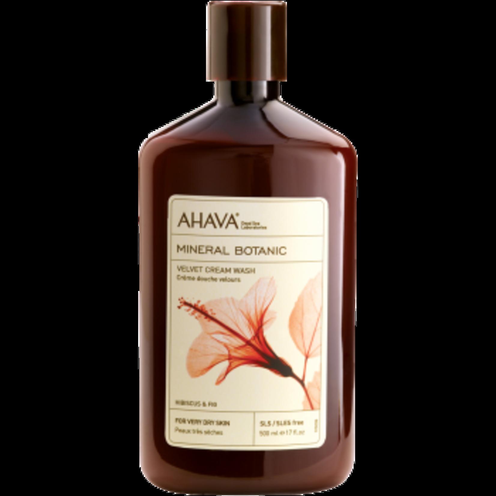 AHAVA cream wash hibiscus& fig 500ml