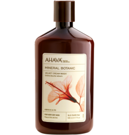 AHAVA cream wash hibiscus& fig 500ml
