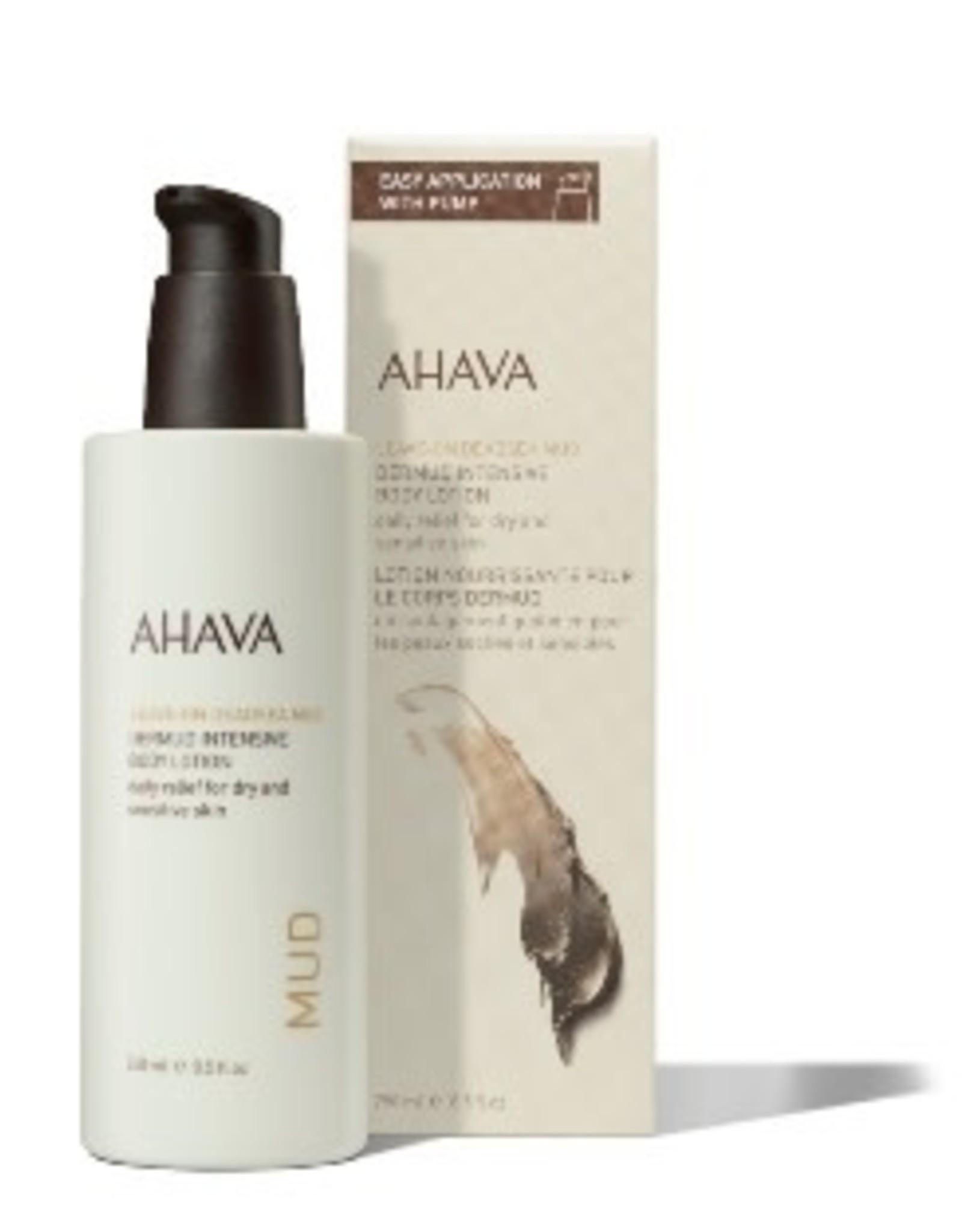 AHAVA Dermud body lotion 250ml