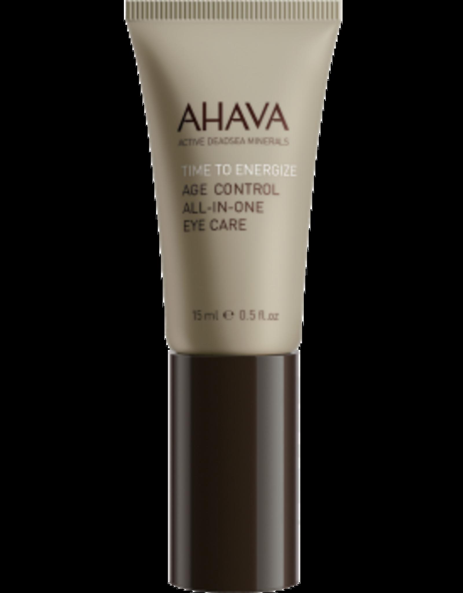 AHAVA Men age control all in 1 eye cream 15ml