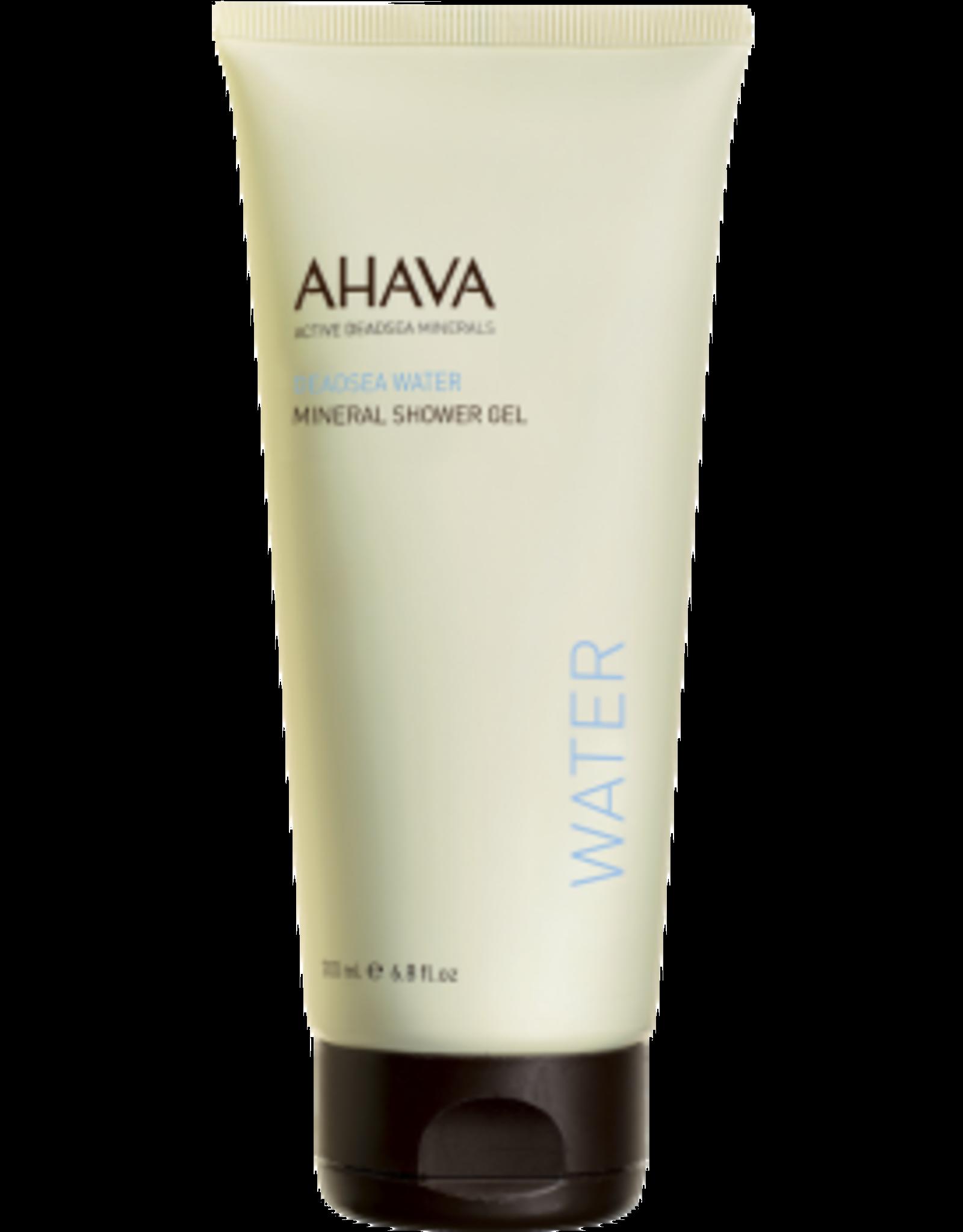 AHAVA mineral shower gel 200ml