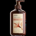 AHAVA velvet body lotion hibiscus & fig