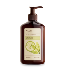 AHAVA velvet body lotion lemon & sage