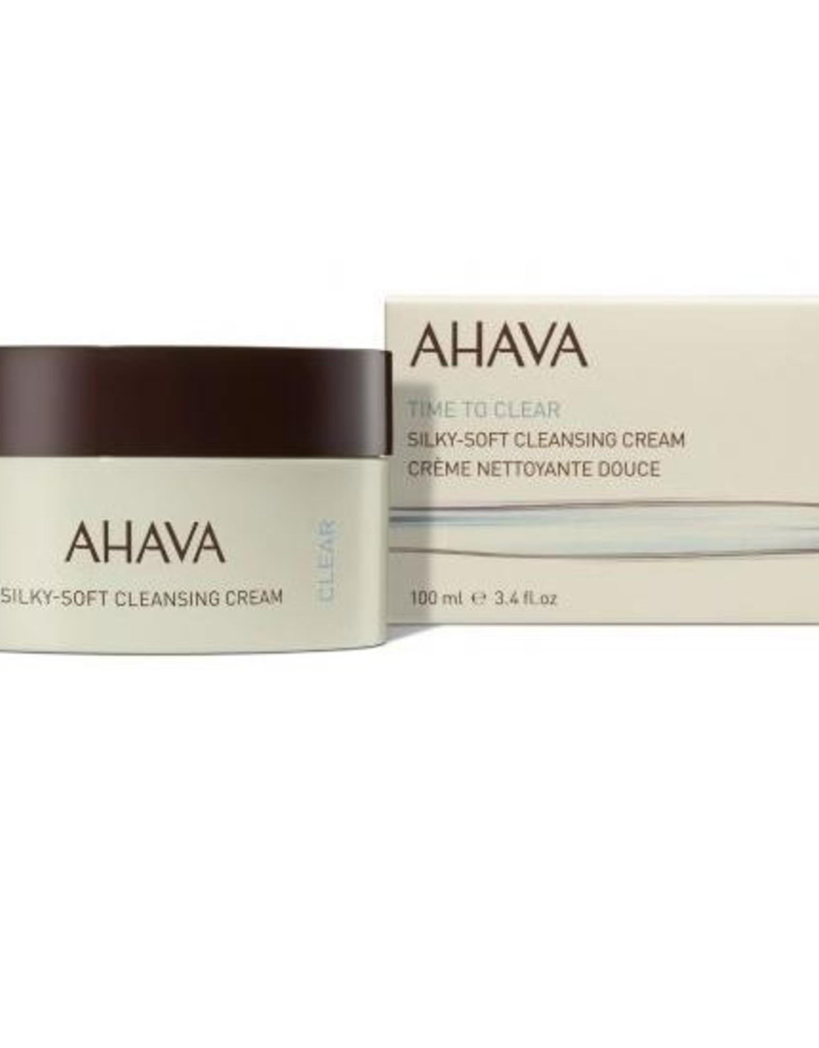 AHAVA Silky soft cleansing cream 100ml