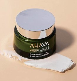 AHAVA energizing day cream spf 15