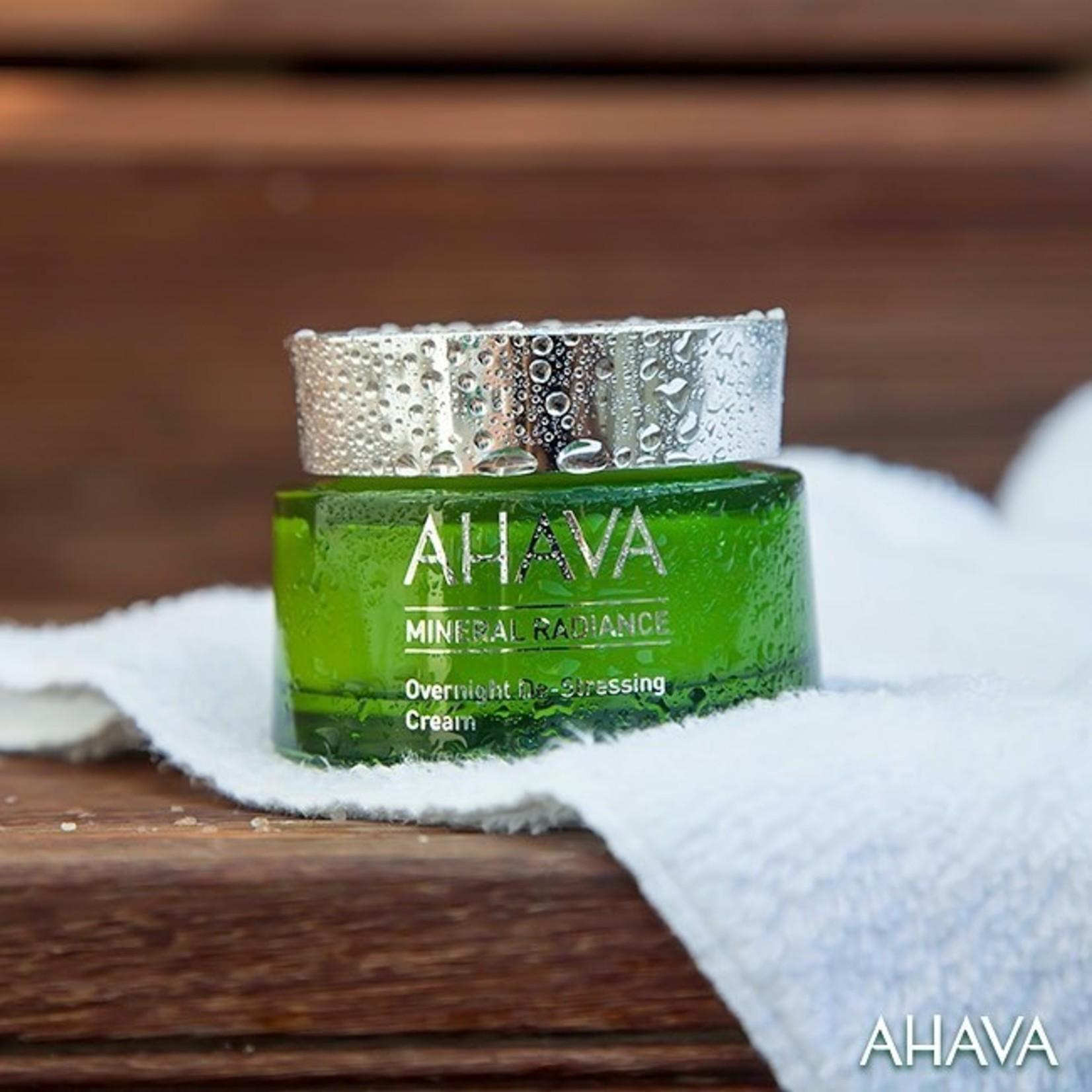 AHAVA overnight de-stressing cream 50ml