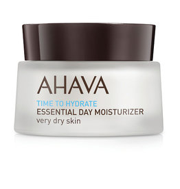 AHAVA essential day moisterizer very dry skin