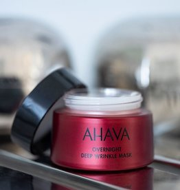 AHAVA Overnight deep wrinkle mask 30ml