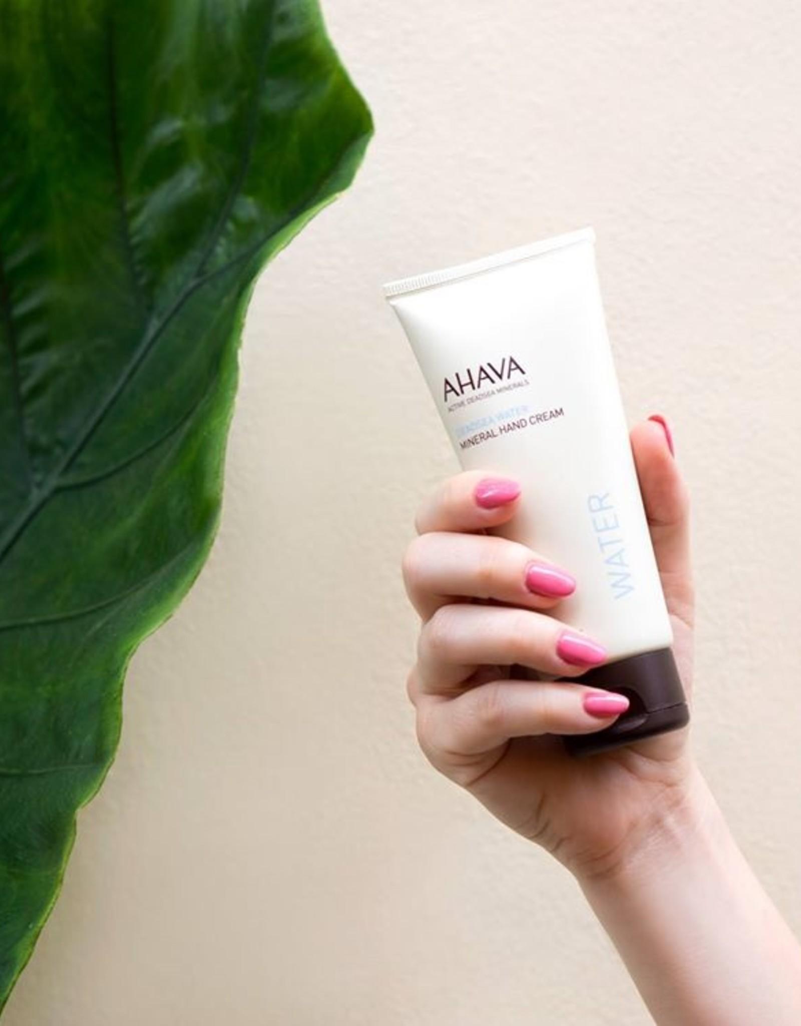 AHAVA mineral hand cream 100ml