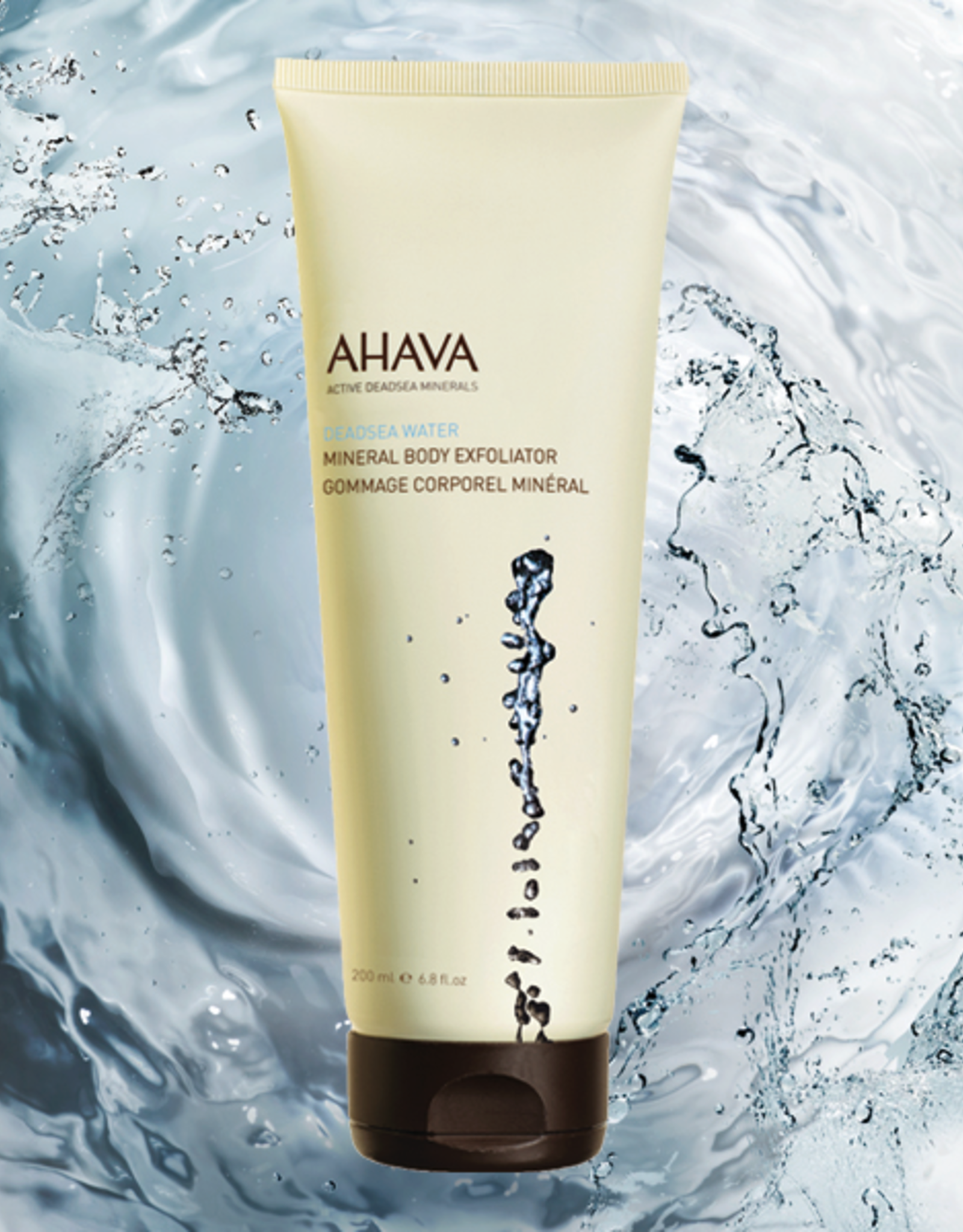 AHAVA mineral body exfoliator 200ml