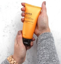 AHAVA mineral hand cream mandarin & cedar wood 100ml