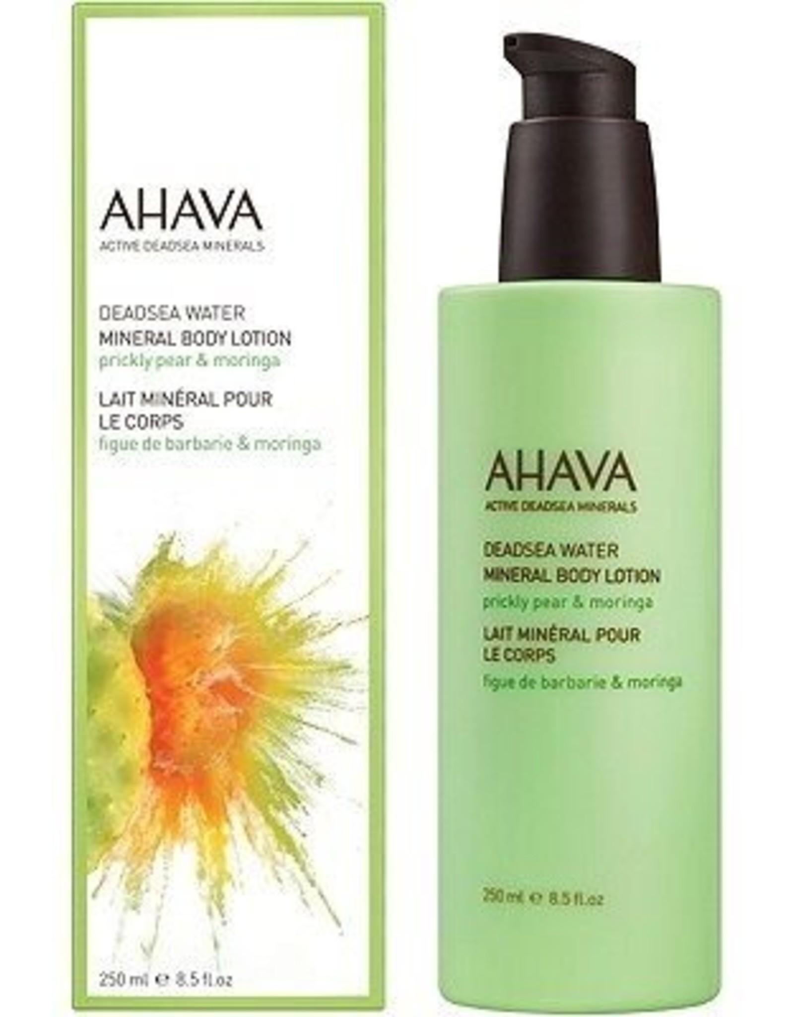 AHAVA Body lotion prickly pear & moringa 250ml