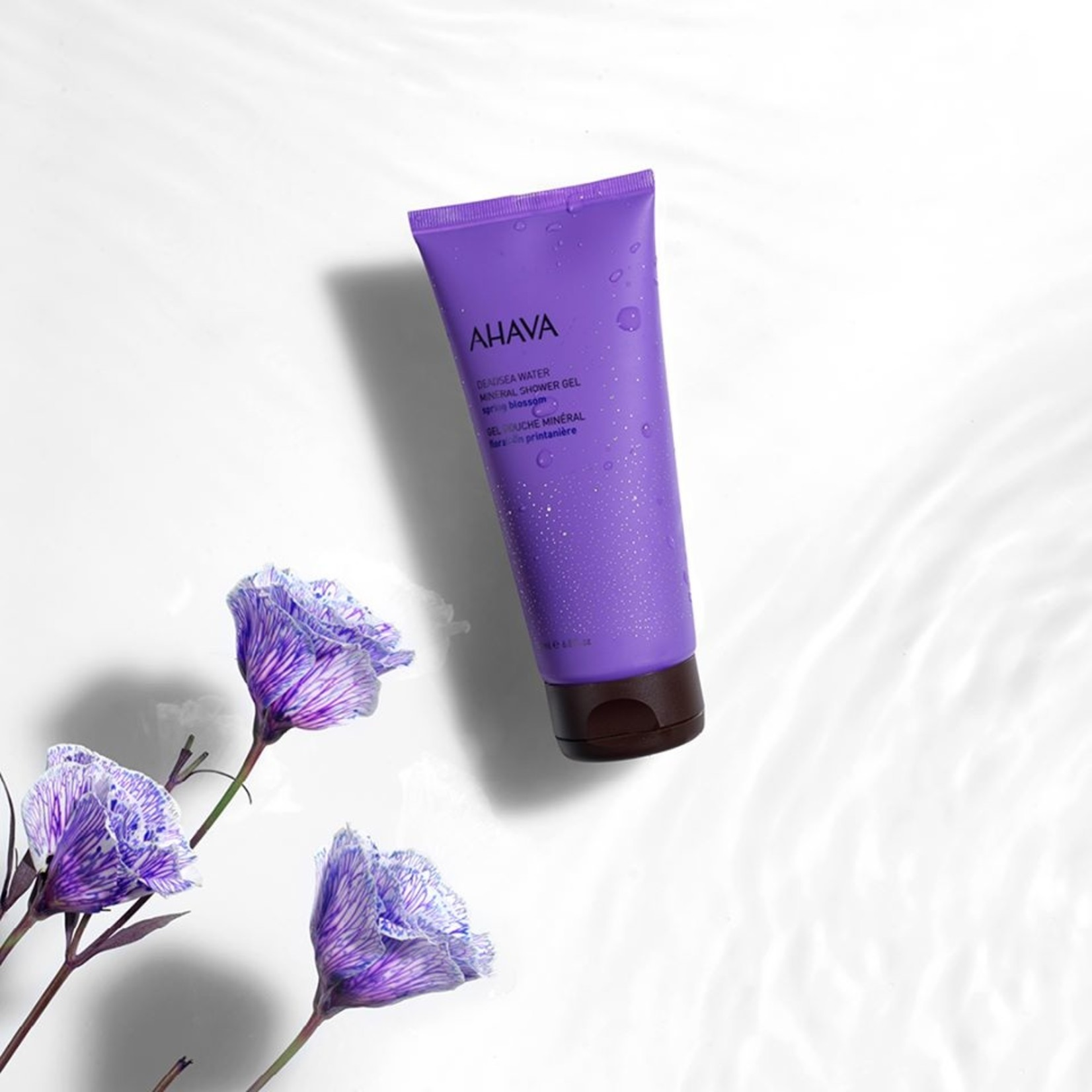 AHAVA spring blossom shower gel 200ml