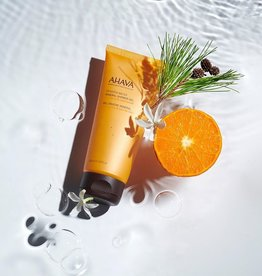 AHAVA Mineral shower gel mandarin & cedarwood 200ml