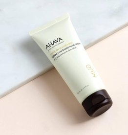 AHAVA dermud intensive hand cream 100ml