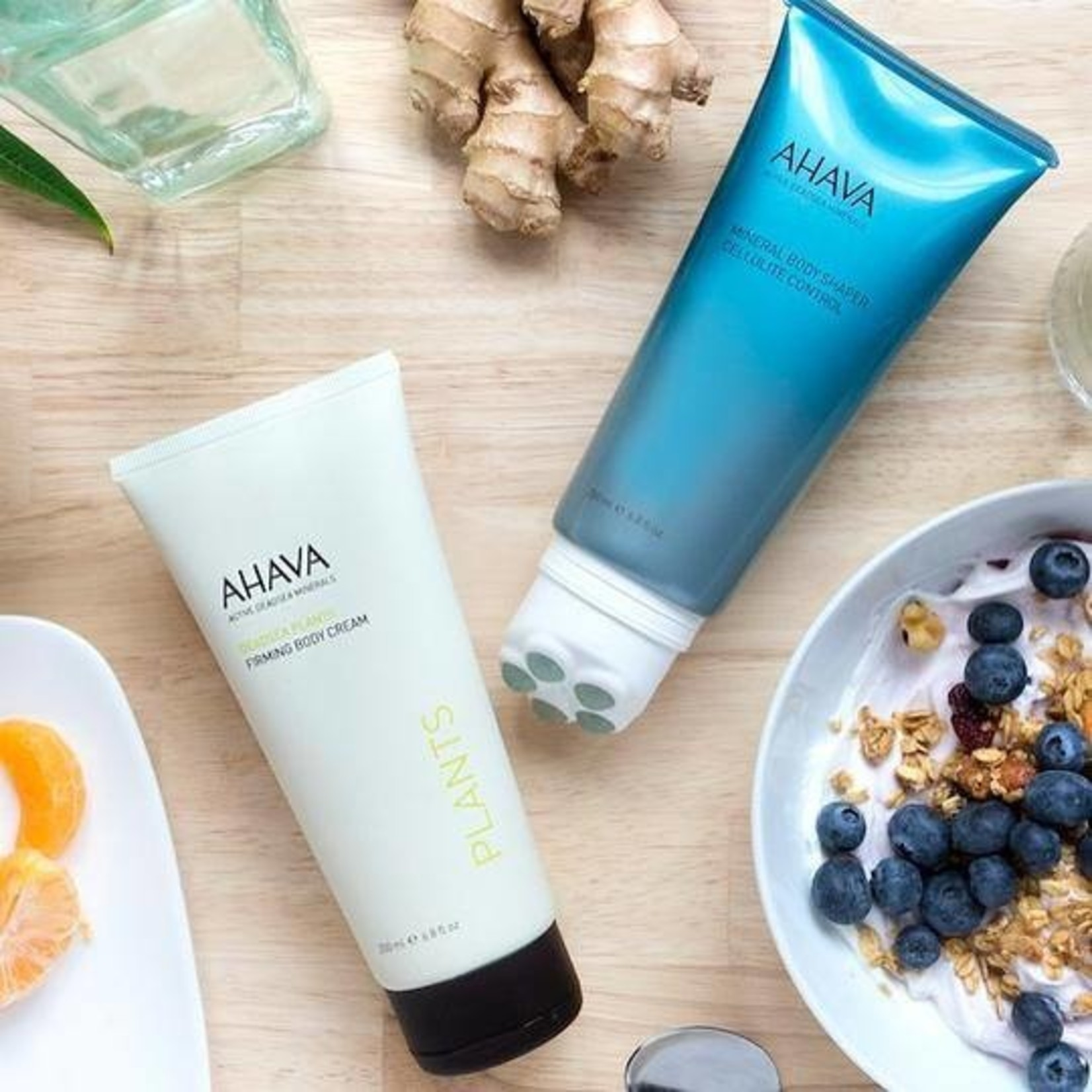AHAVA firming body cream 200ml