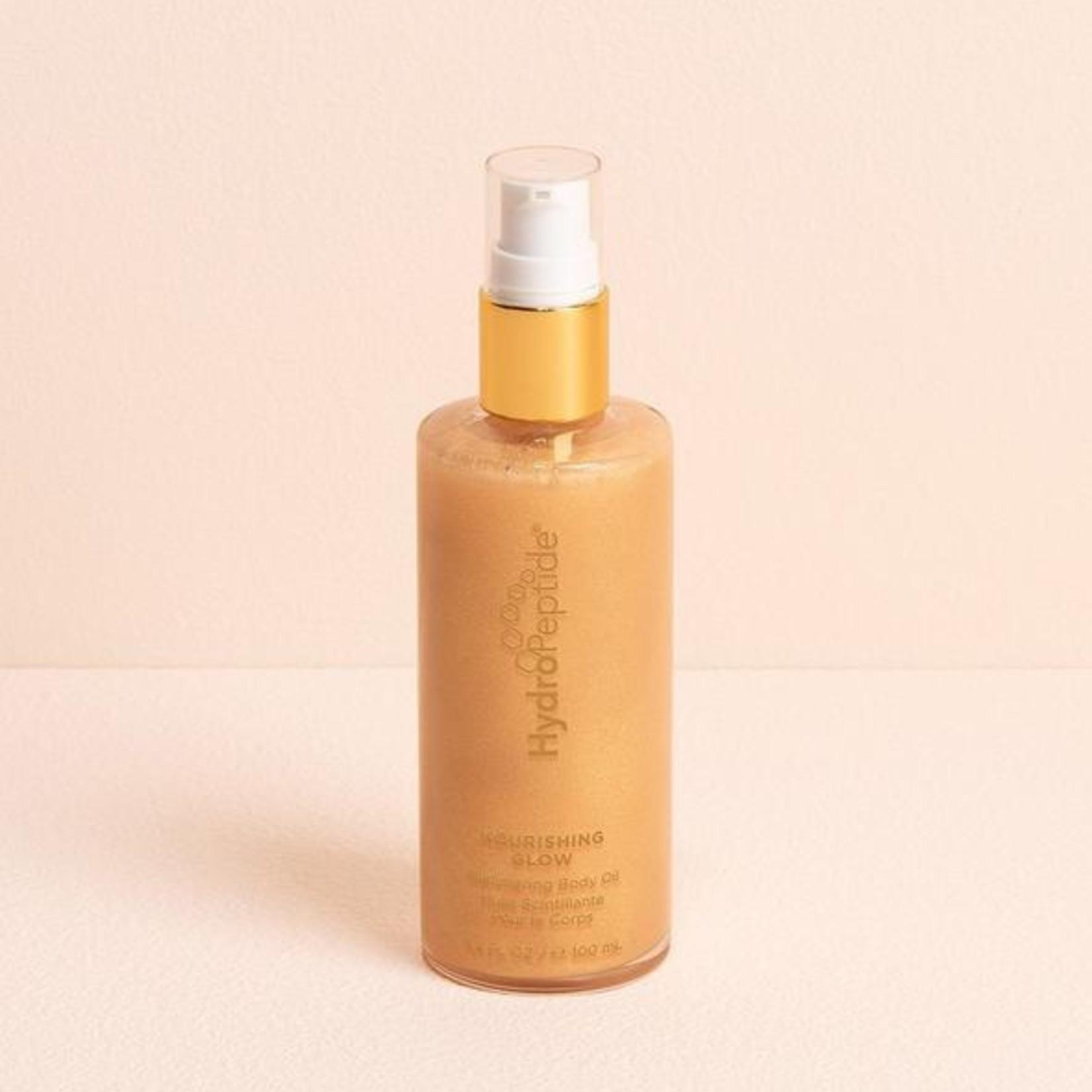 HydroPeptide Nourishing glow: shimmering body oil