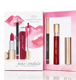 jane iredale Red hot lip trio