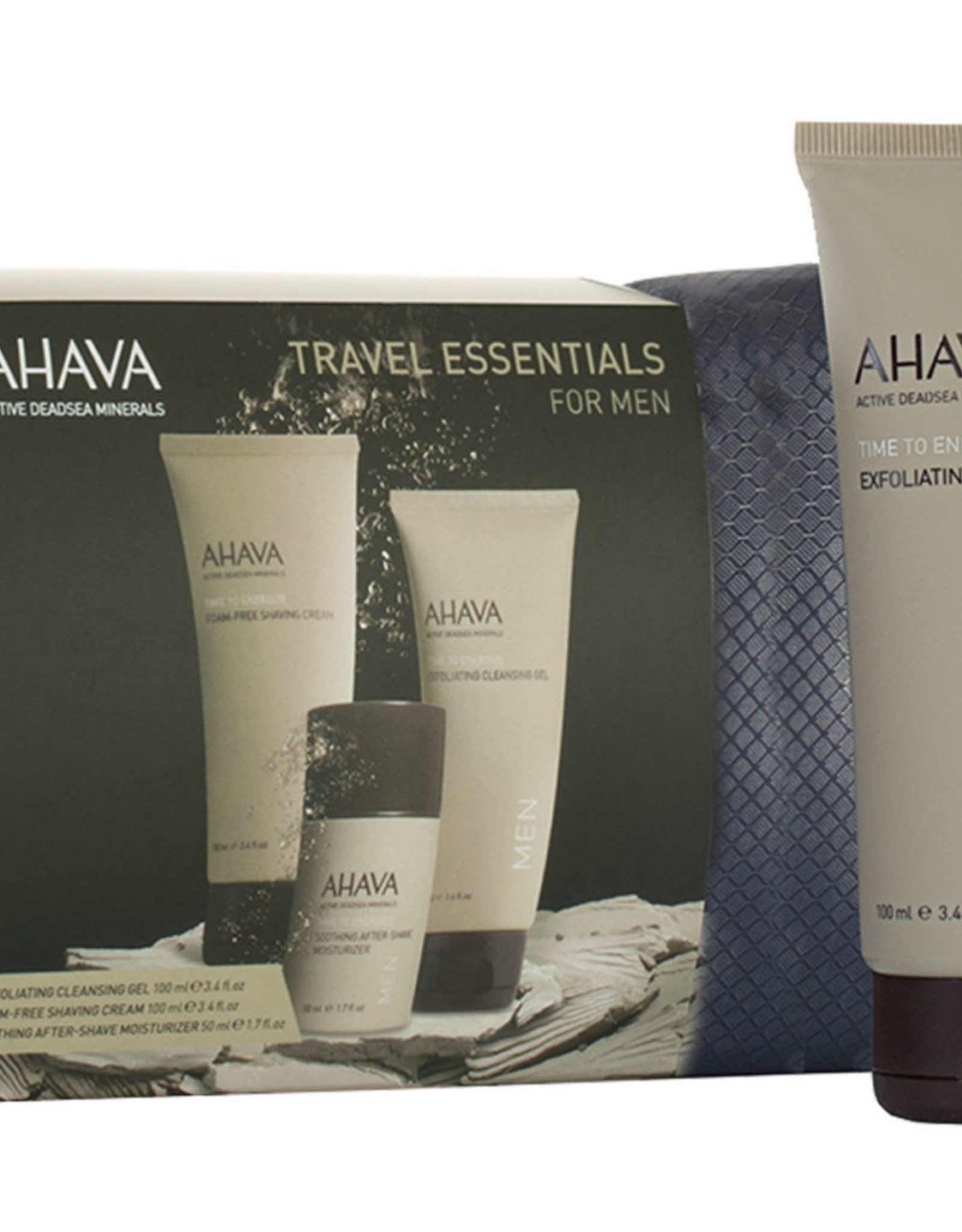AHAVA Travel kit for men