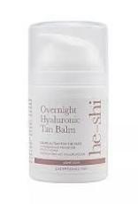 He-Shi Overnight hyaluronic tanning balm