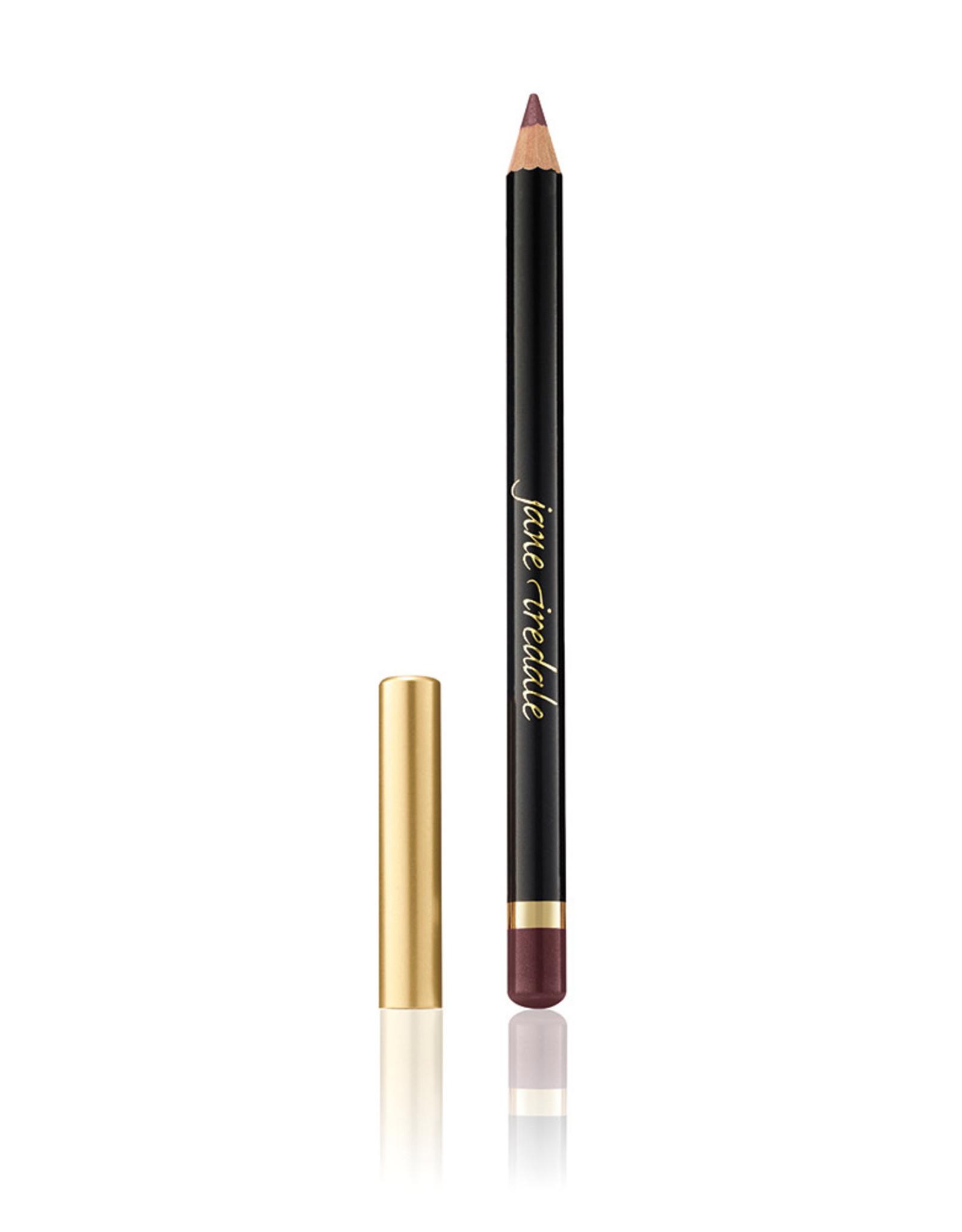 Lip pencil plum