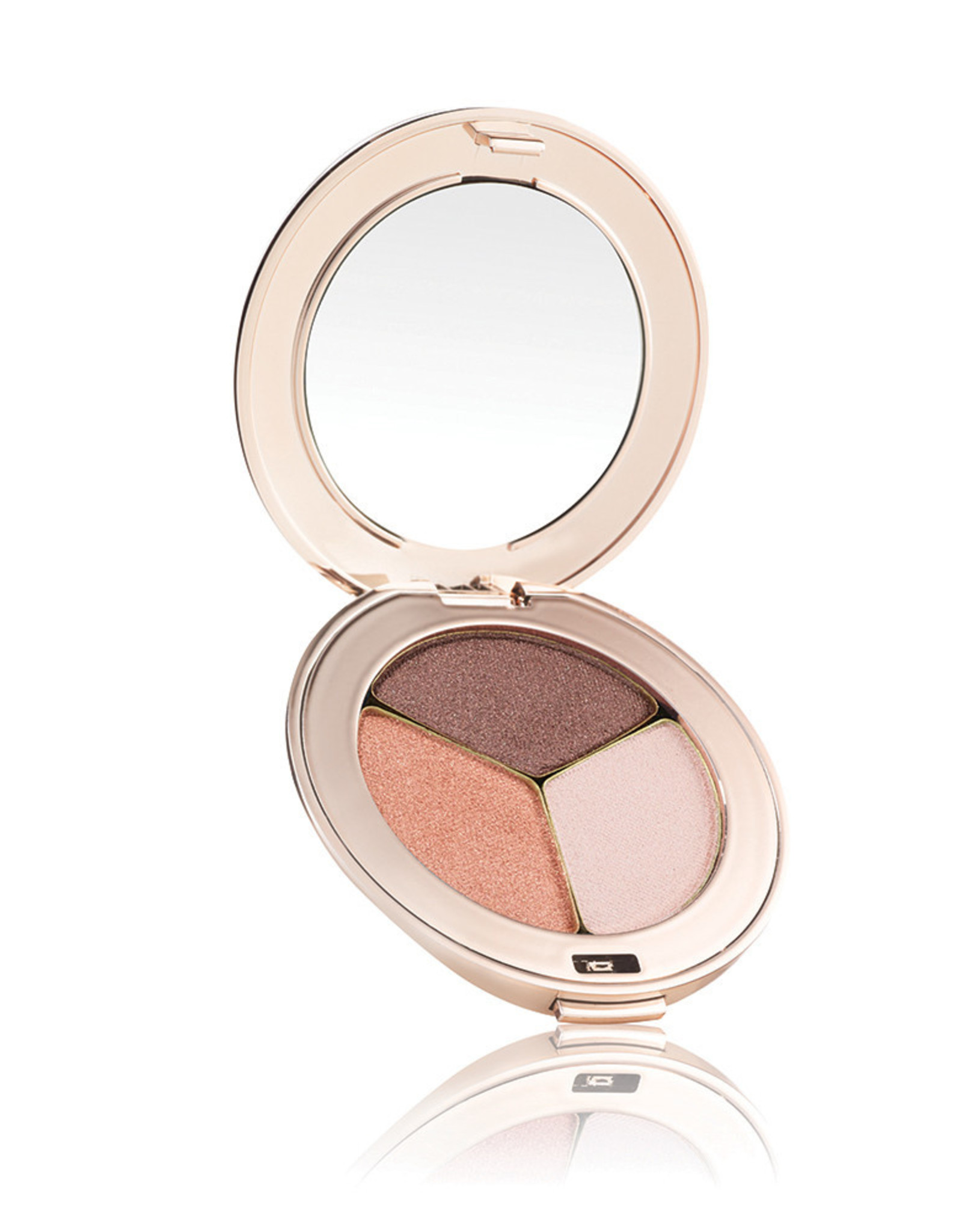 Eye shadow triple pink quartz