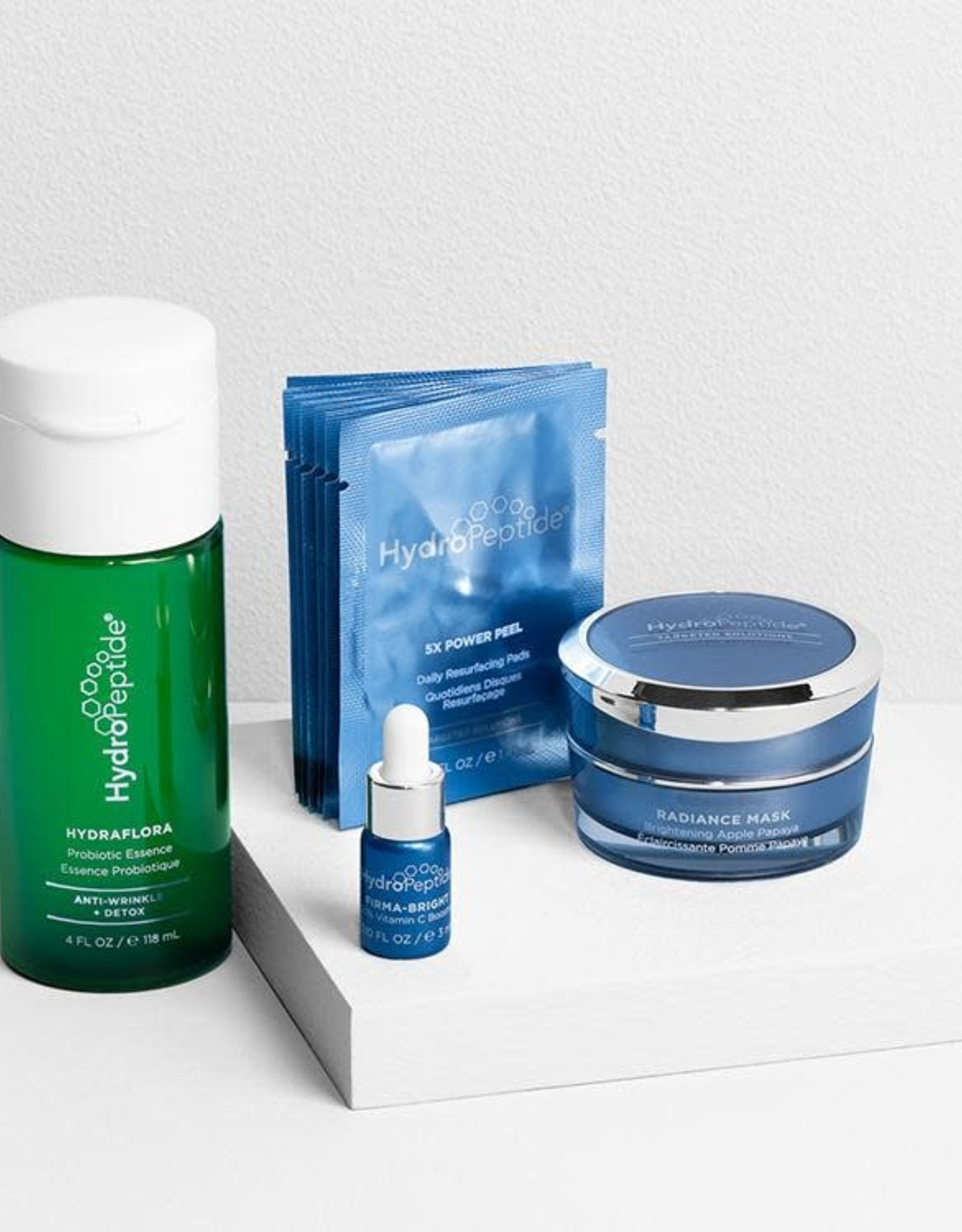 HydroPeptide Revamp your regimen