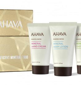 AHAVA Magnificent mineral trio
