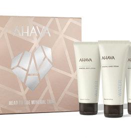 AHAVA Head to toe mineral trio