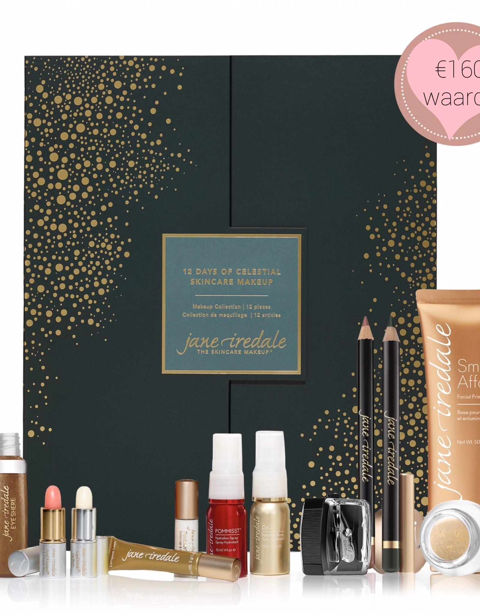 jane iredale Advent vault - 12 days of skincare make-up