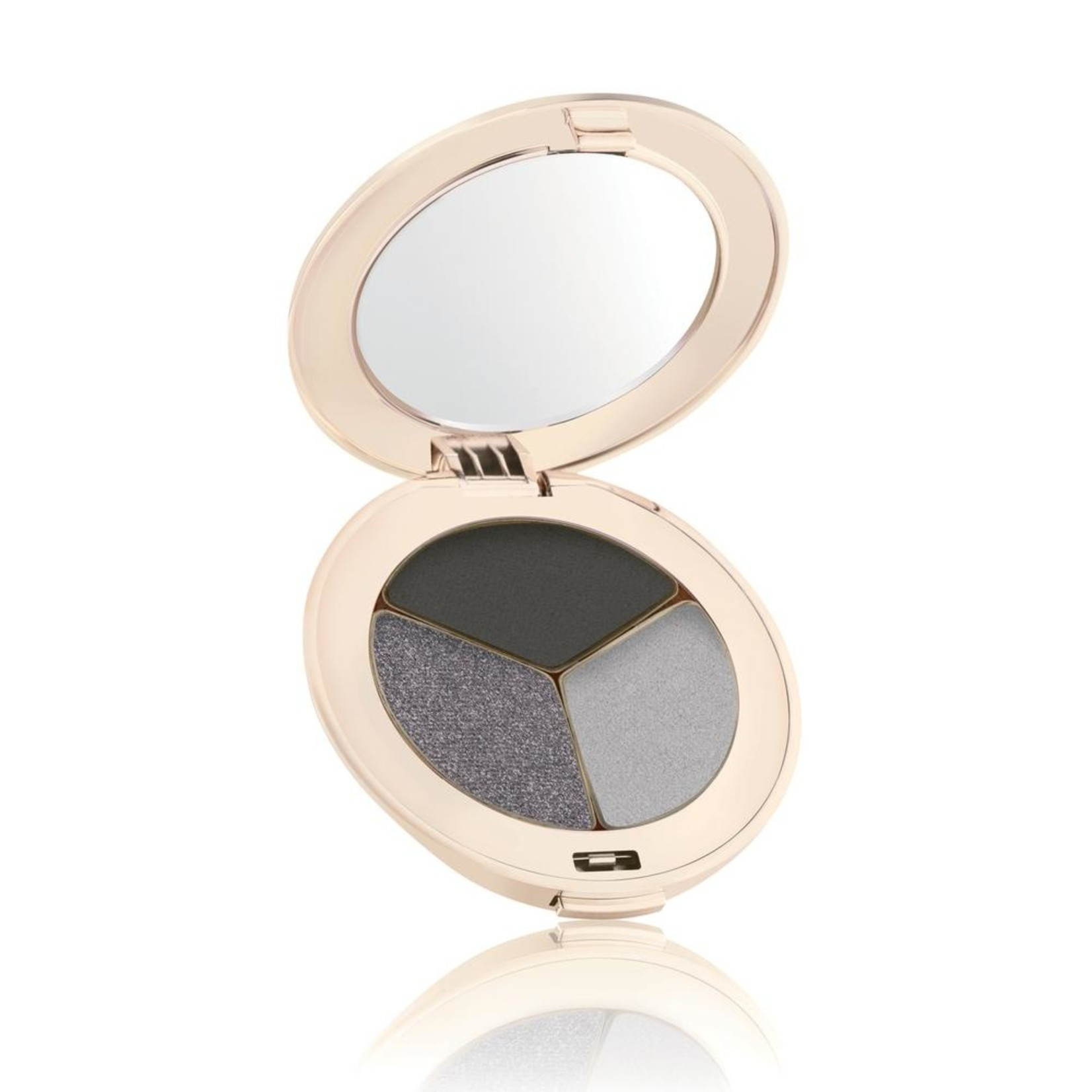 Eye shadow silver lining