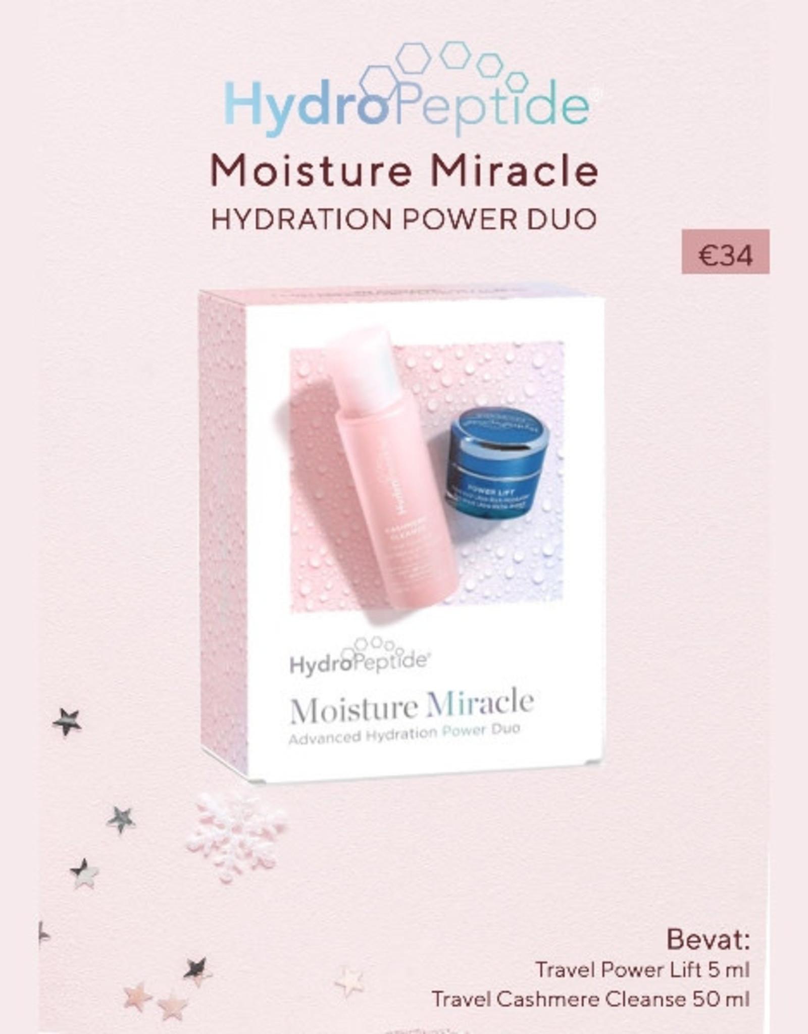 HydroPeptide Moisture miracle set