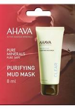 AHAVA Purifying mud mask -single use 8ml
