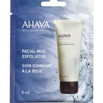 AHAVA Facial mud exfoliator -single use 8ml