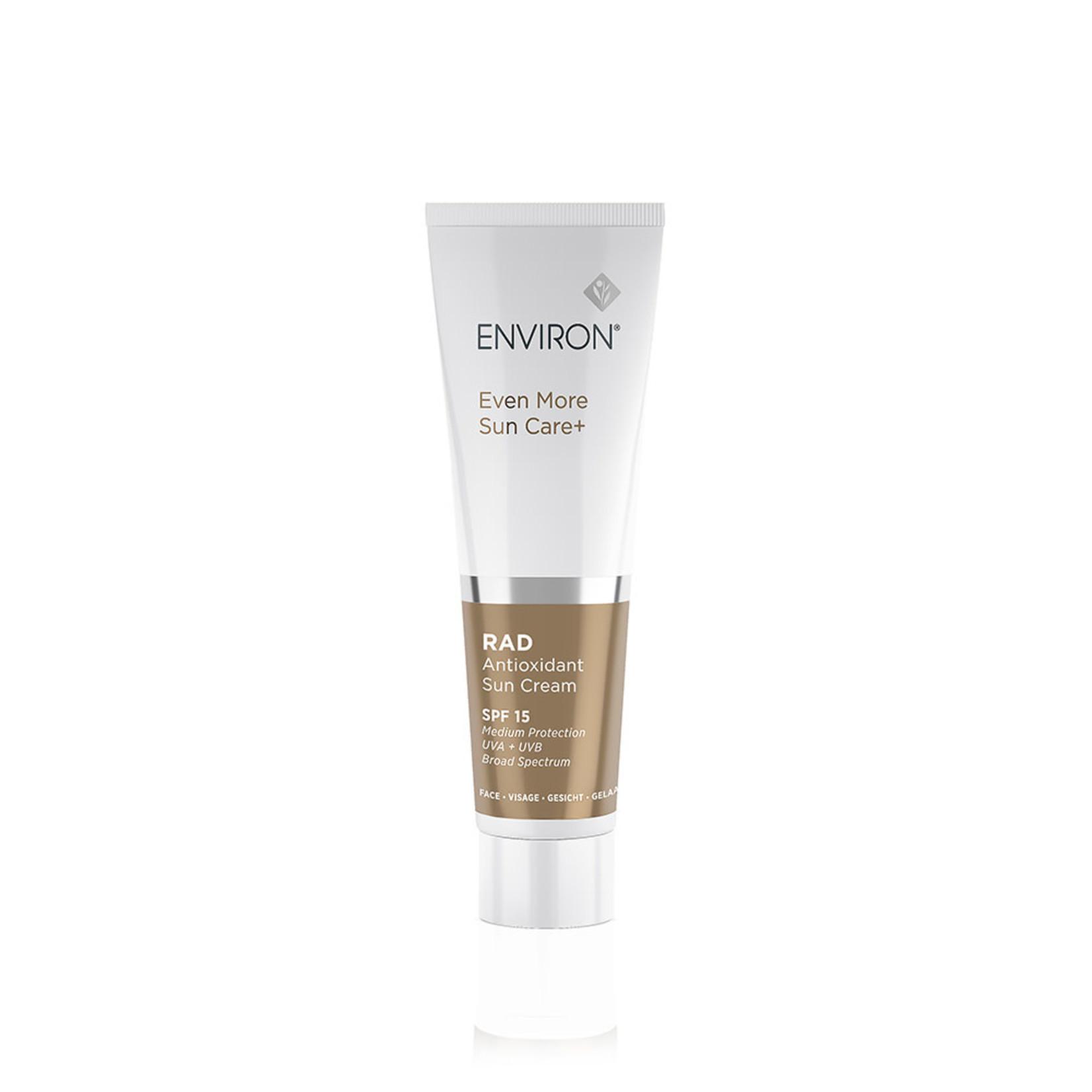 Environ RAD Antioxidant Sun cream SPF15 100ml