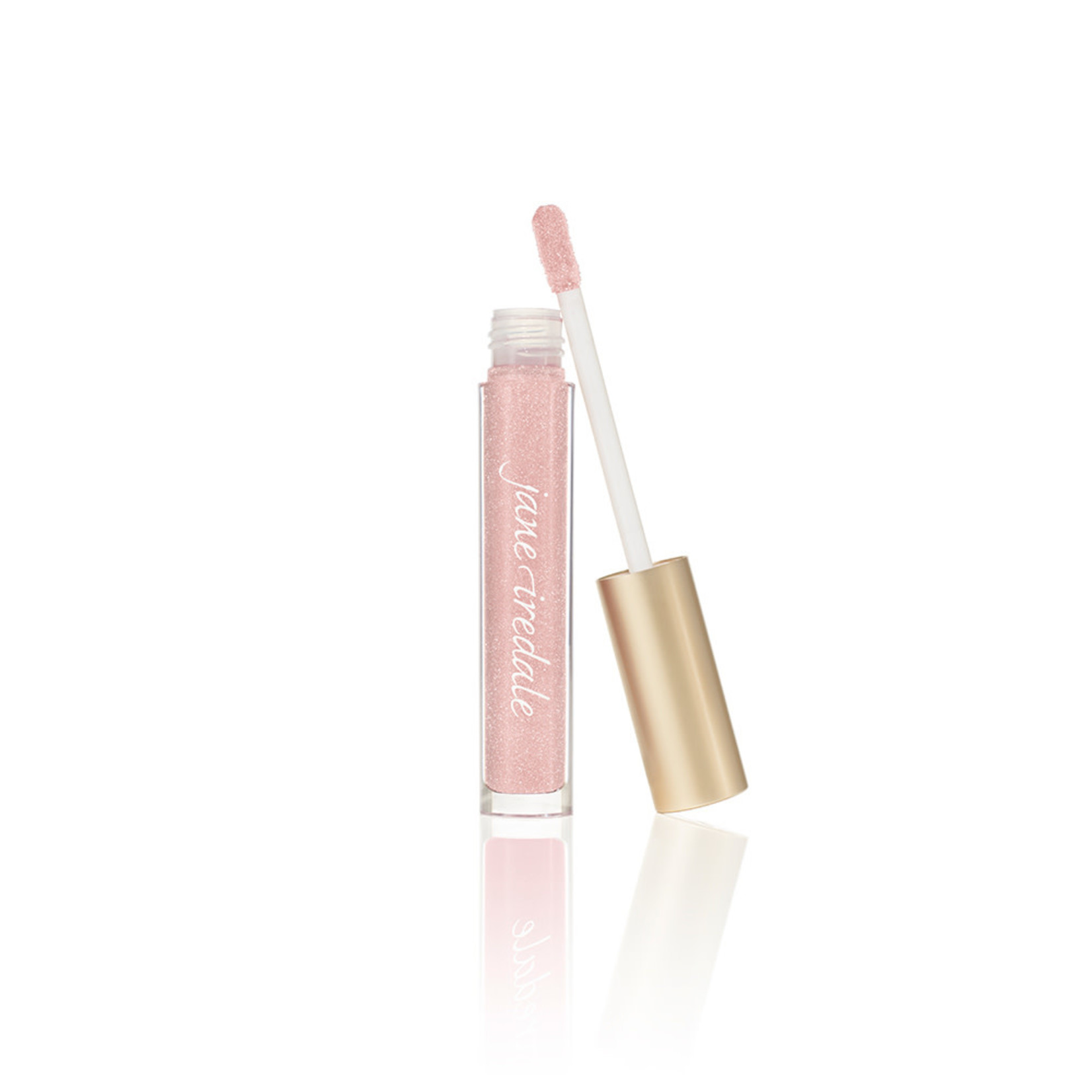 jane iredale Hyaluronic lip gloss - snow berry
