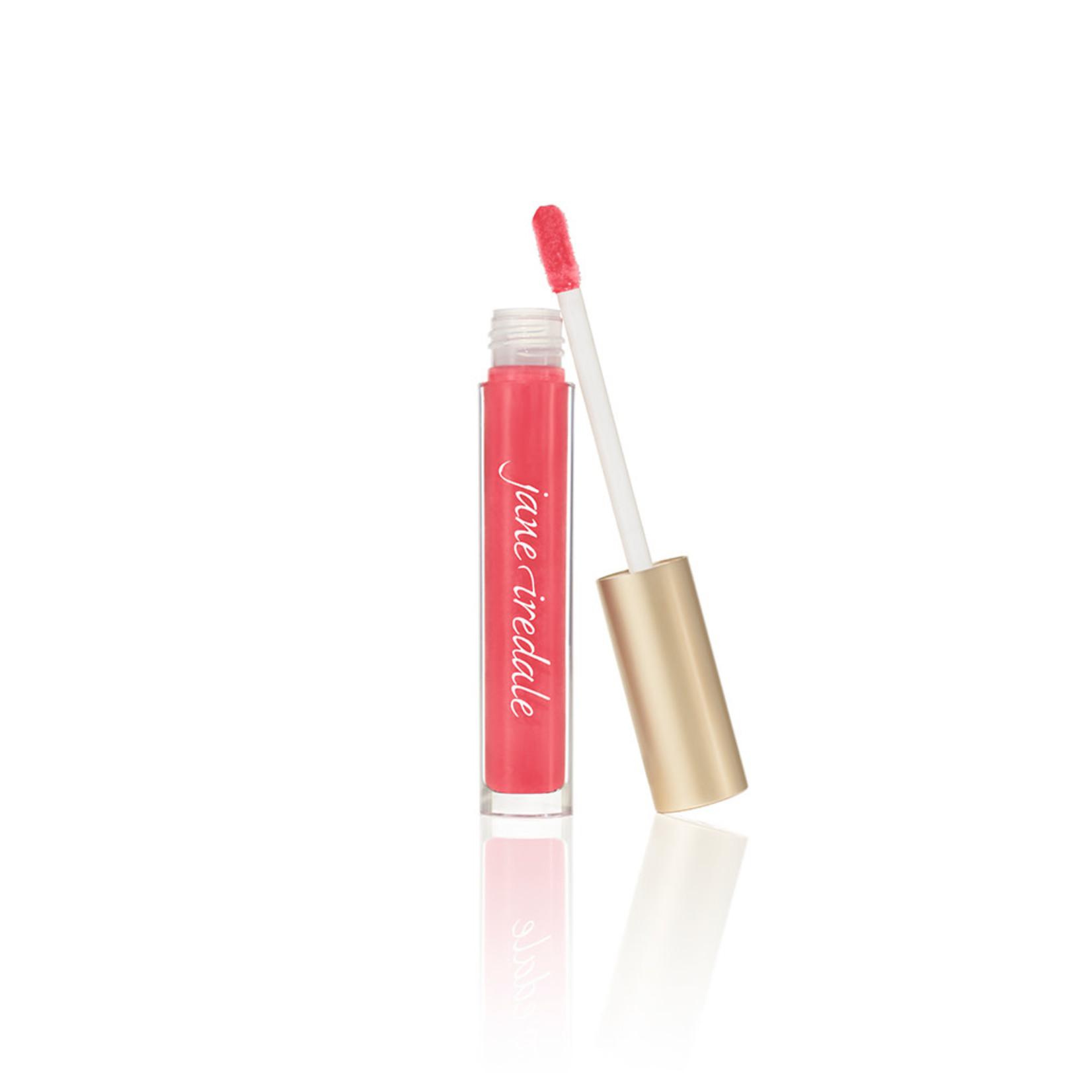 jane iredale Hyaluronic lip gloss - summer peach