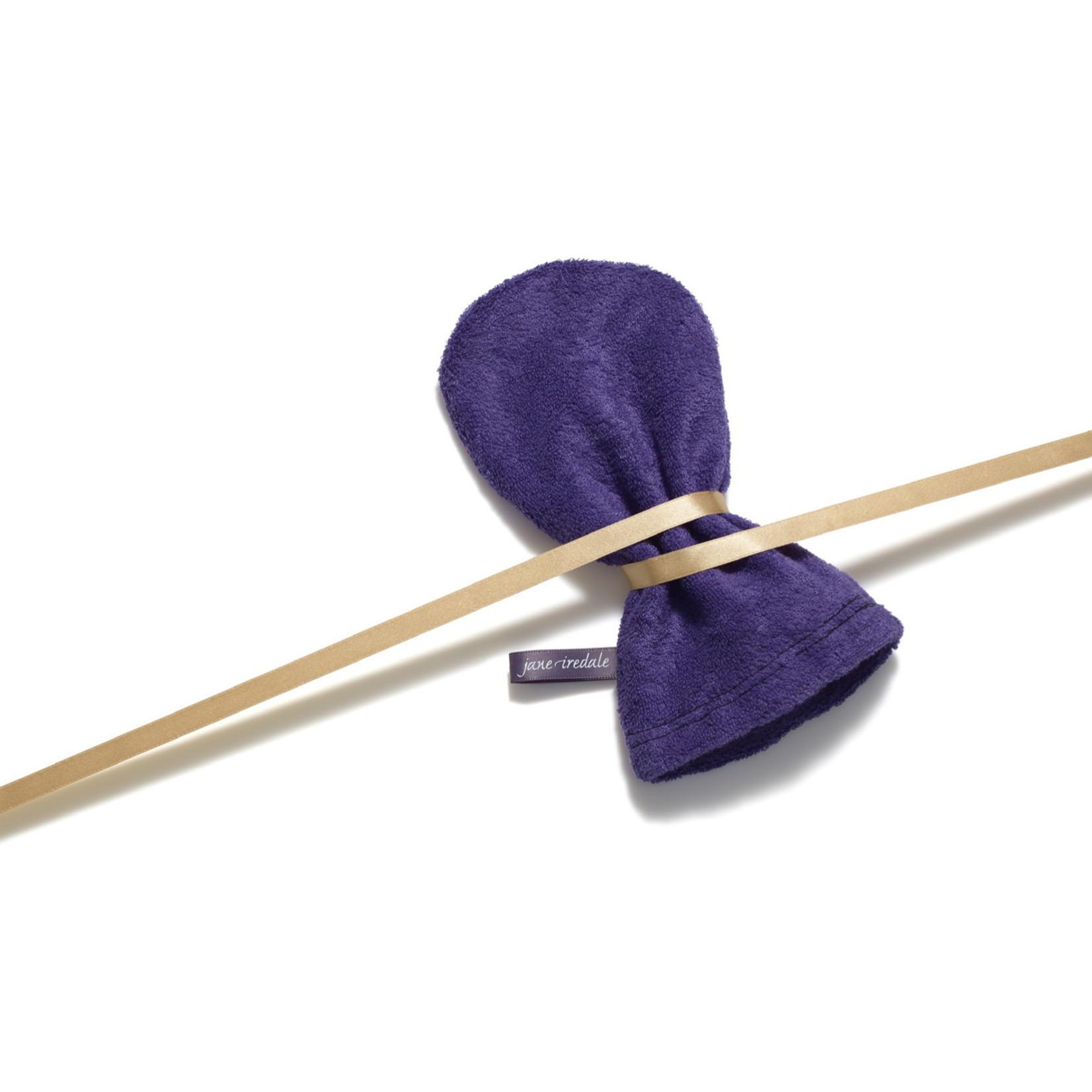 jane iredale DAZZLE&SHINE lavender magic mitt