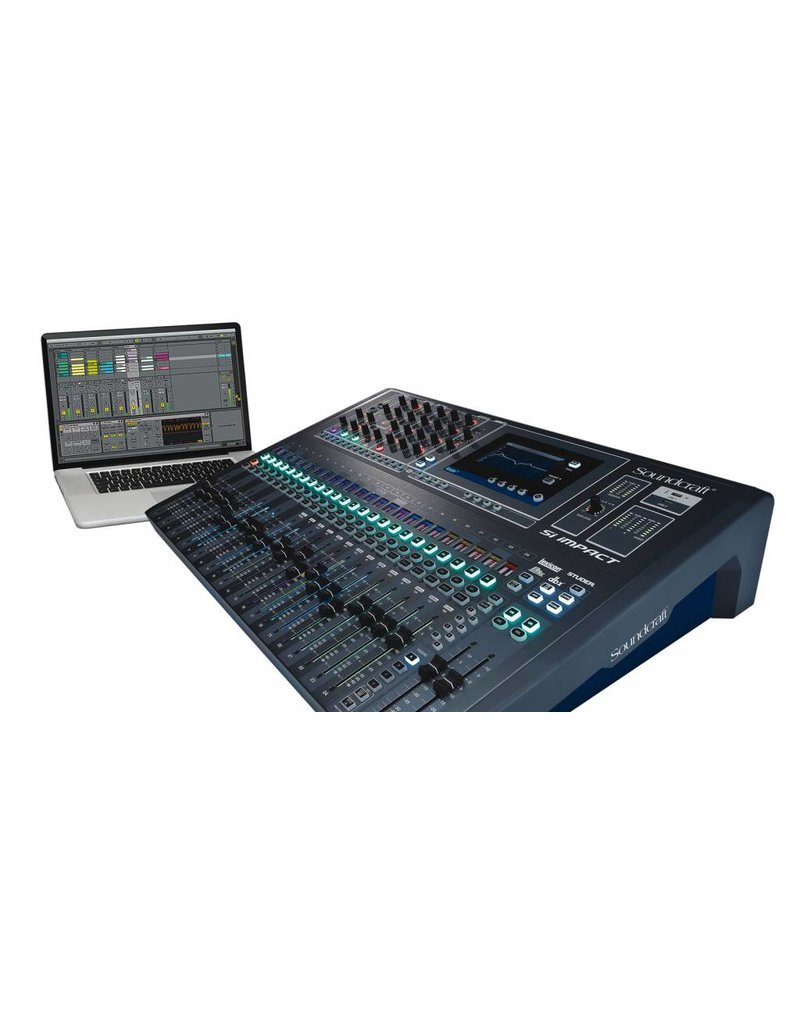 Soundcraft Si Impact digitale mixer