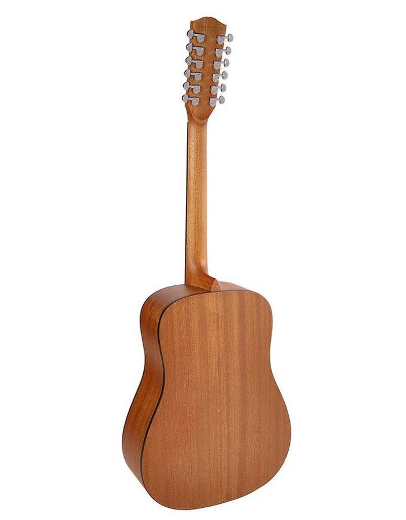 Richwood D-2012 Master Series handmade 12-string dreadnought guitar