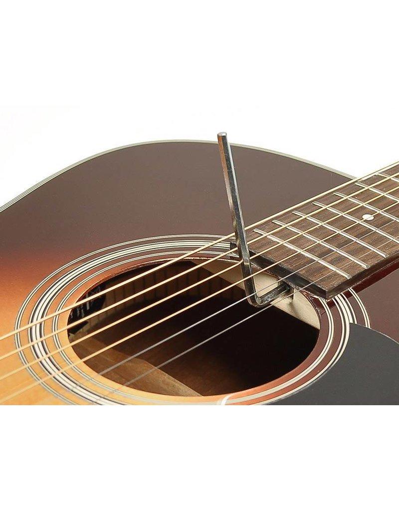 Richwood A-40-SB Master Series handmade auditorium OOO guitar