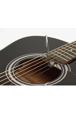 Richwood A-40-bk Master Series handmade auditorium OOO guitar