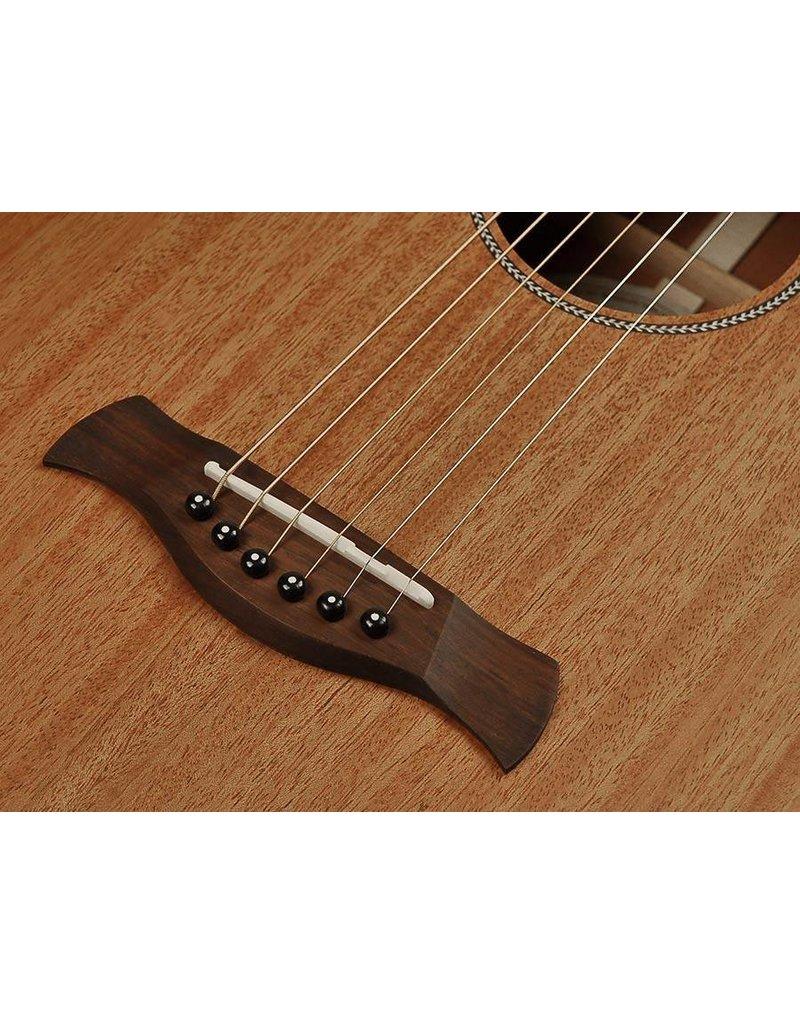 Richwood P-50 Master Series handmade parlor guitar