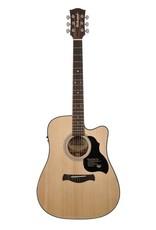 Richwood D-40-CE Master Series handgemaakte dreadnought gitaar