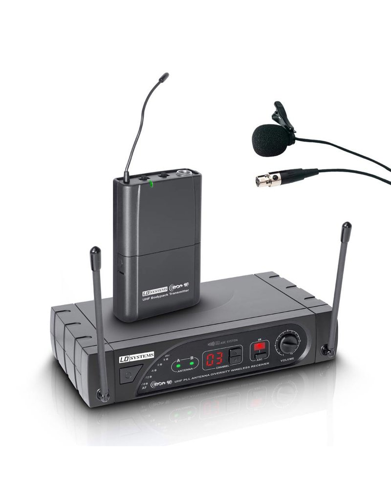 LD Systems wireless mic LDWSECO16BPL