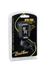 Boston BTU-200 chromatische clip-on tuner (ook G+B+U+V) full colour display