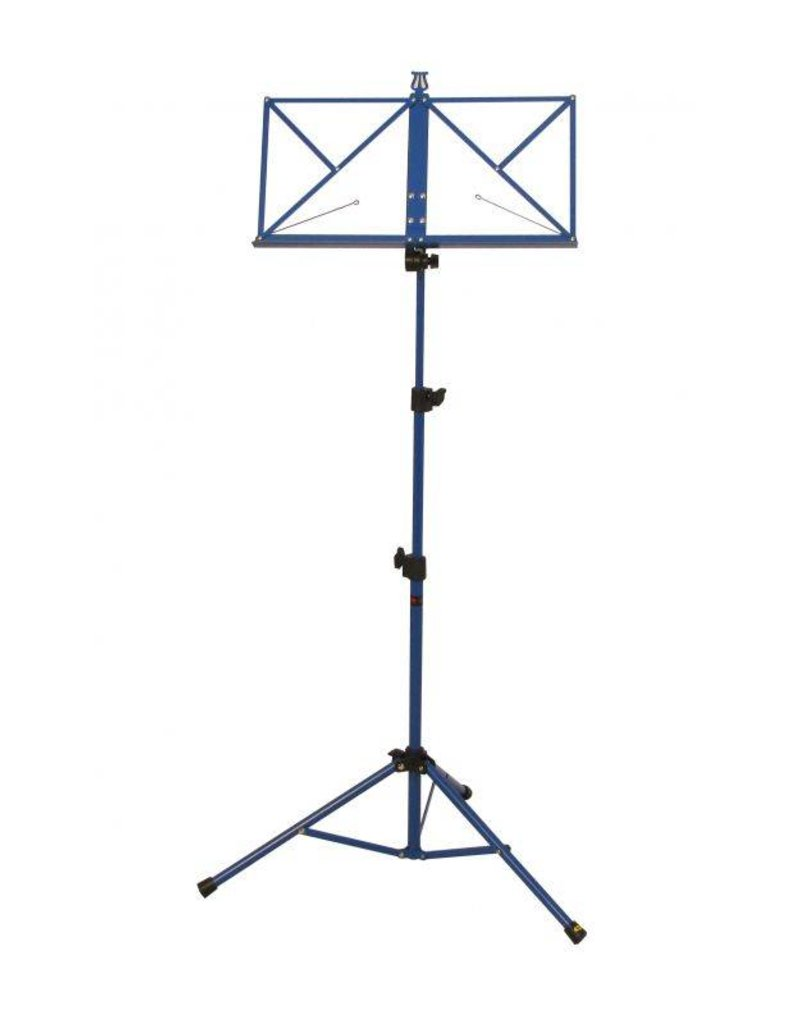hamilton  Music Stand White with bag KB380F-WT